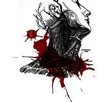Hannibal Cut Throat by Katelizabethan