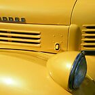 Big Yellow Dodge by David Cross
