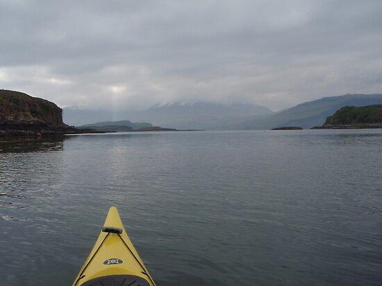 Loch na Keal by Fiona MacNab