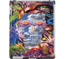Cloudy faced in the glade by Darryl Taylor Kravitz iPad Case/Skin