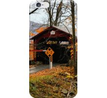 Rishel Covered Bridge iPhone Case/Skin