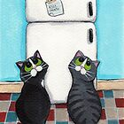 Fridge Magnets by Lisa Marie Robinson