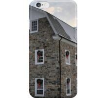 The Grist Mill and Ye Old Tavern iPhone Case/Skin