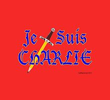 Charlie Hebdo: Je Suis Charlie by EyeMagined