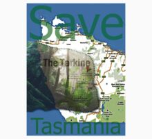 Save the Tarkine Kids Clothes