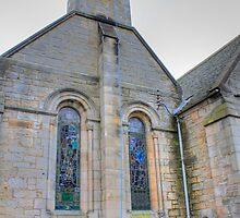 Abercorn Church Campanile by Tom Gomez