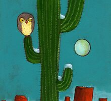 Prickly but Lovable by David Barneda