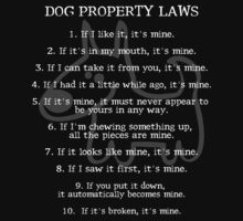 Dog Property Laws.. [rspca donation] by xTRIGx
