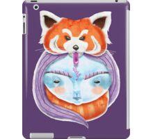 Huriyah & Red Panda iPad Case/Skin