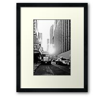 Another morning Framed Print