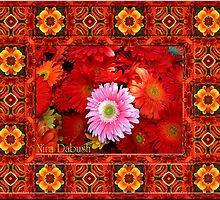 The Beauty of Flowers by Nira Dabush