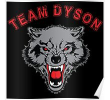 Team Dyson Wolf Poster