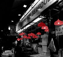 Red (series - Hong Kong) by Zoe Wong