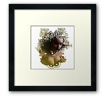 Moxie Exhibitionist  Framed Print