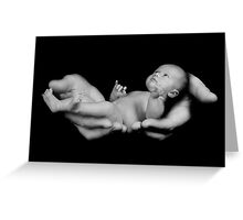LITTLE MIRACLES Greeting Card