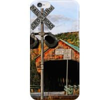 Bartonsville Bridge  iPhone Case/Skin