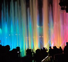 Watching Disney's World of Color by PicsByChris