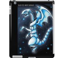 The Blue-Eyes White Dragon iPad Case/Skin