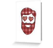 Lumber-sexual Greeting Card