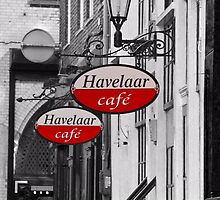 Havelaar Cafe by Glen Allen