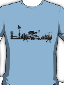 city suicide T-Shirt