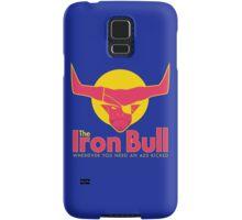 Iron Bull Energy Samsung Galaxy Case/Skin