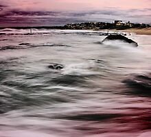 Bar Beach NSW by monkeyfoto