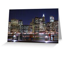 Tourism - New York Greeting Card