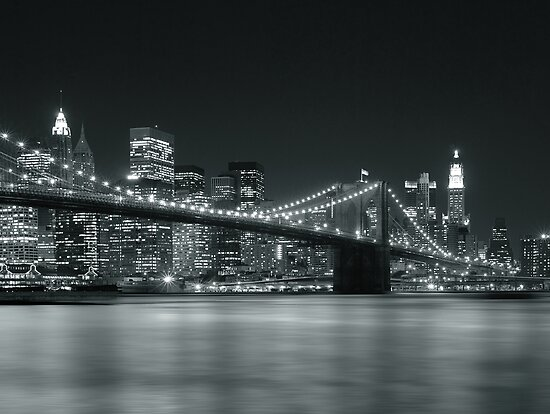 Silver Nights - New York by ScottL