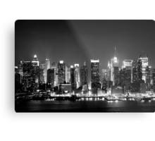 West Side Story - New York  Metal Print