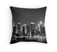 West Side Story - New York  Throw Pillow