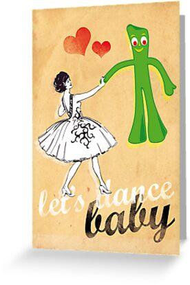 gumby dance by Tiffany Atkin