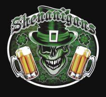 Leprechaun Skull 2: Shenanigans 2 by sdesiata