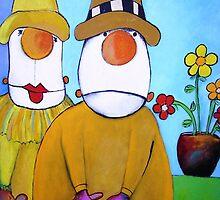 MR AND MRS POTTS by Redlady