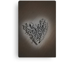 Nature's Love Canvas Print