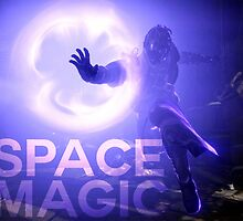 Destiny Space Magic by mmarsett