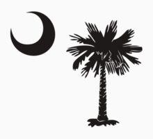 Black Palmetto Moon by Carolina Swagger