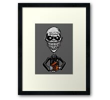 Buffy - The Gentlemen I Framed Print