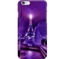 La Ville-Lumière iPhone Case/Skin