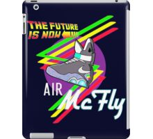 Air McFly  iPad Case/Skin