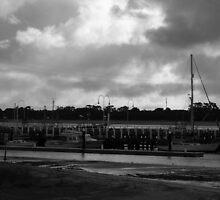 Land Ahoy by perrymum