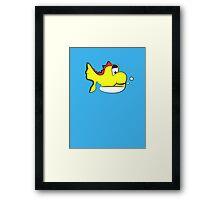 Yushi Framed Print