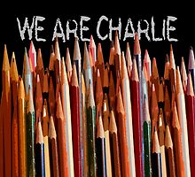 WE ARE CHARLIE by Alex Preiss