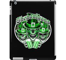Laughing Leprechaun Skulls: Shenanigans 2 iPad Case/Skin