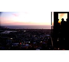 View from Eureka Tower Photographic Print