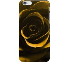 A Rose is a Rose, is a Rose iPhone Case/Skin