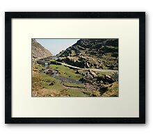 Gap of Dunloe Framed Print