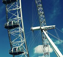 London Eye, September 2007 by wonderfulworld