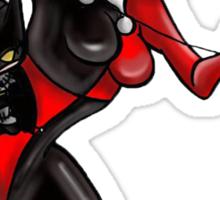 DC Divas - Harley Quinn Sticker