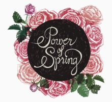 Power of spring Kids Clothes